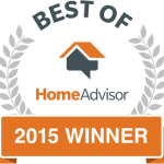 2015 Best of Home Advisor Winner