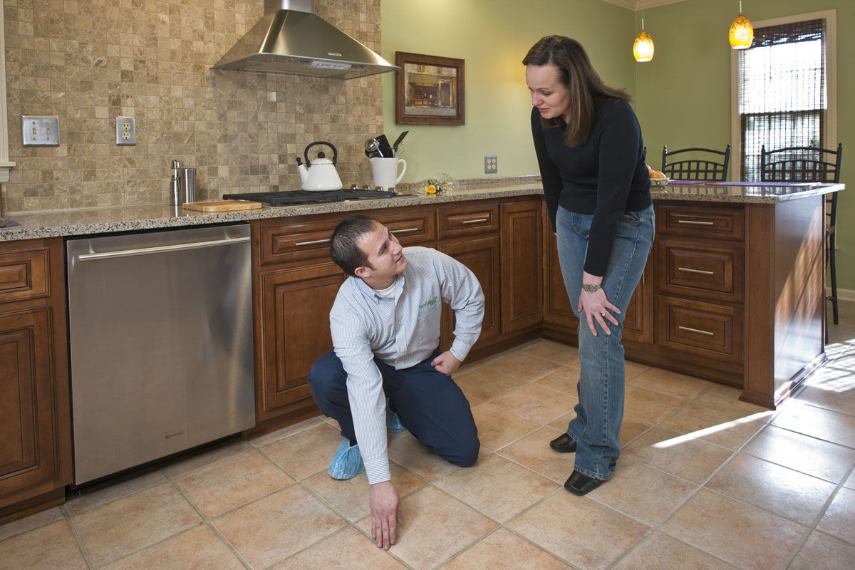About Healthy Home and Tile Cleaning