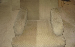 Safe Upholstery Cleaning