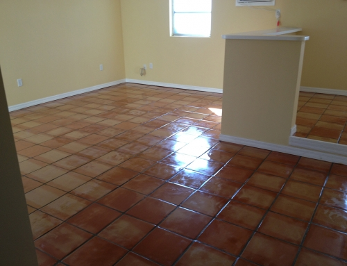 Saltillo | Tile Cleaning | After